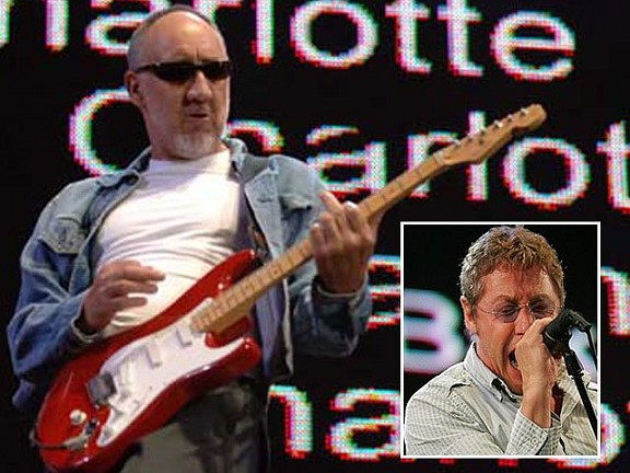 The Who op Live 8