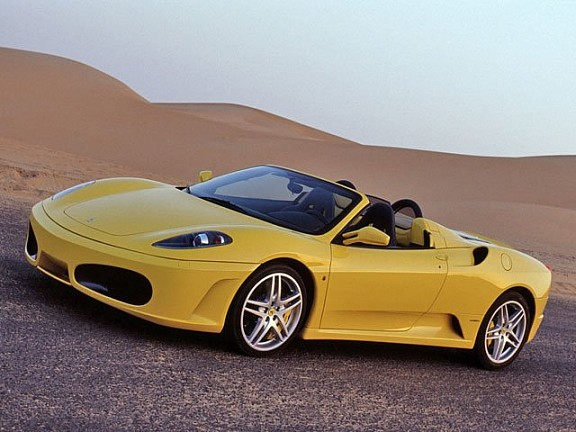 Super Cars part IV(Ferrari F430 Spyder)