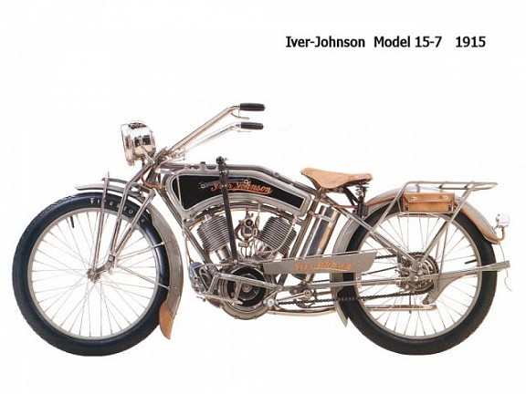 © Motorcycles of the 20th Century