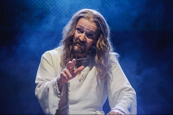 Foto: Margot de Heide, Ted Neeley als Jesus Christ Superstar