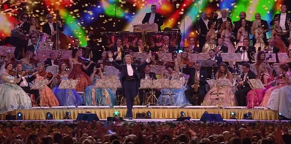 Foto: still video YouTube André Rieu